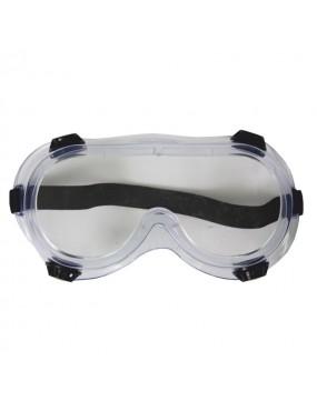 Aizsargbrilles (slēgtās), CE,EN 166