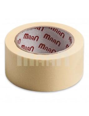 Līmlente papīra 19mm*40m dzeltena Maan