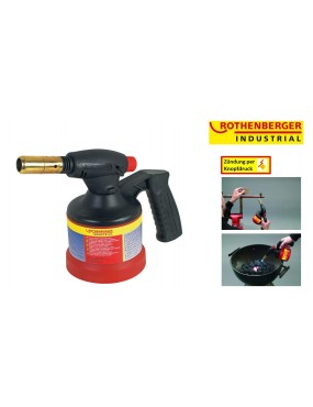 Lodlampa Premium Piezo Rothenberger Industrial