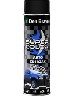 Krāsa Super Color AUTO bamperiem melna 500ml