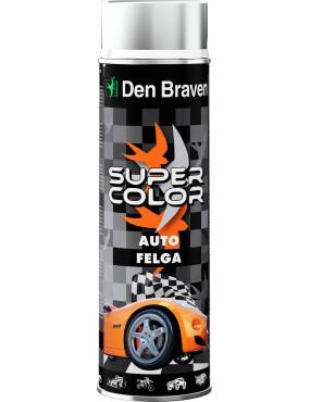 Krāsa Super Color AUTO diskiem sudraba 500ml