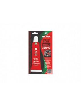 Gasket maker - red 85g, ZOLLEX