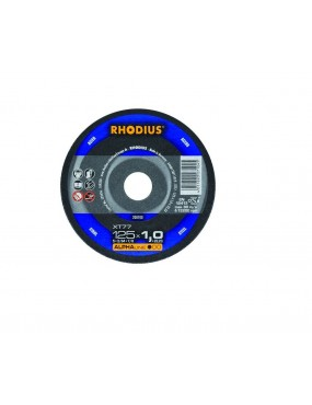 Griezējripa 125x1.0 Rhodius Alpha