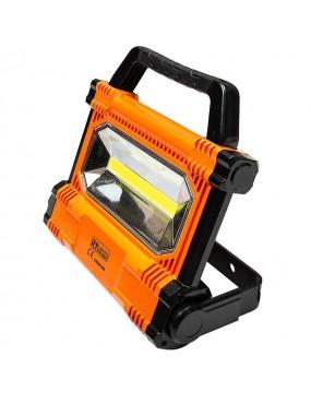 Prožektors akumulatora 30W COB LED Richmann Exclusive