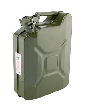 Metāla degvielas kanna 10 L