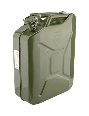 Metāla degvielas kanna 20 L