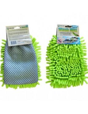 ZOLLEX Car washing glove with net