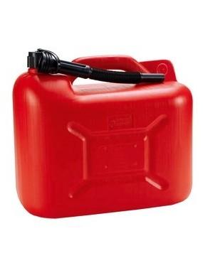Plastmasas degvielas kanna sarkana  5L