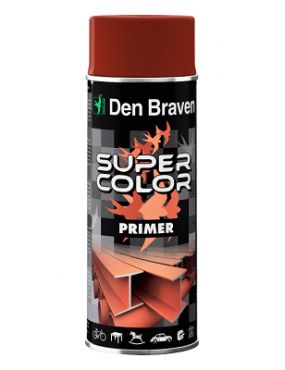 Gruntskrāsa Super Color pelēka 400ml
