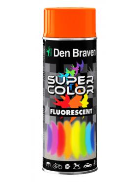 Krāsa Super Color fluorescējoša oranža 400ml