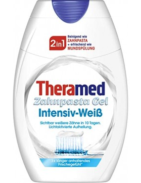 Theramed Intensiv Weiss zobu pasta 75ml