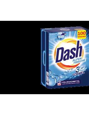 Dasch Alpen Frische veļas mazgāšanas pulveris 100x
