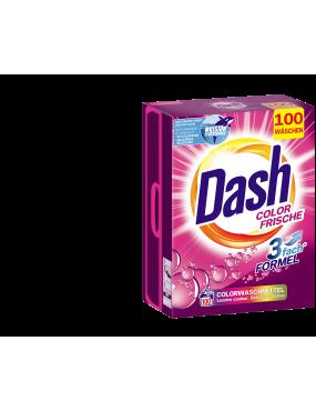 Dasch Color Frische veļas mazgāšanas pulveris 100x