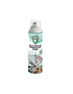Dezinfekcijas līdzeklis 75% Alc. dezodorants 200ml