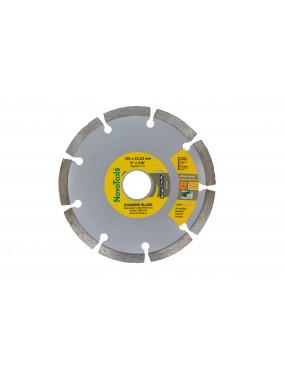 Dimanta griezējdisks (Segment) 125mmx7mm