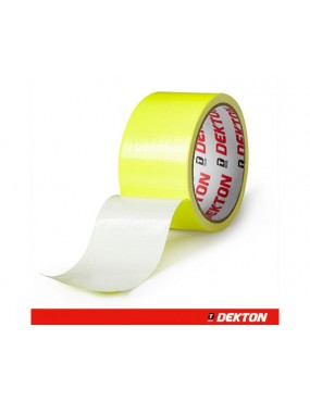 Mitrumizturīga līmlente 50mm*8m dzeltena, Dekton