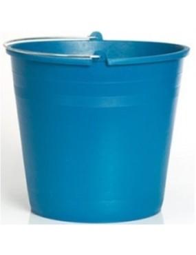 Elastīgs spainis zils 12 L