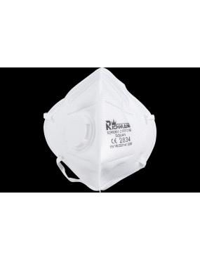 Aizsargmaska ar vārstu CE FFP2, Richmann
