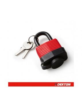 Piekaramā slēdzene 40mm ūdensdroša, Dekton