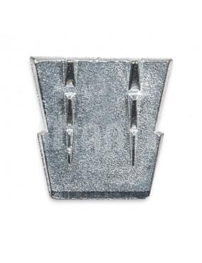 Metāla ķīlis 2.5x2.5x2.5cm, MAAN