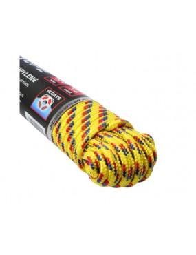 Polipropilēna virve 6mmx30m, Dekton