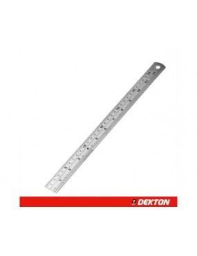 Nerūsējošā tērauda lineāls 150mm, Dekton